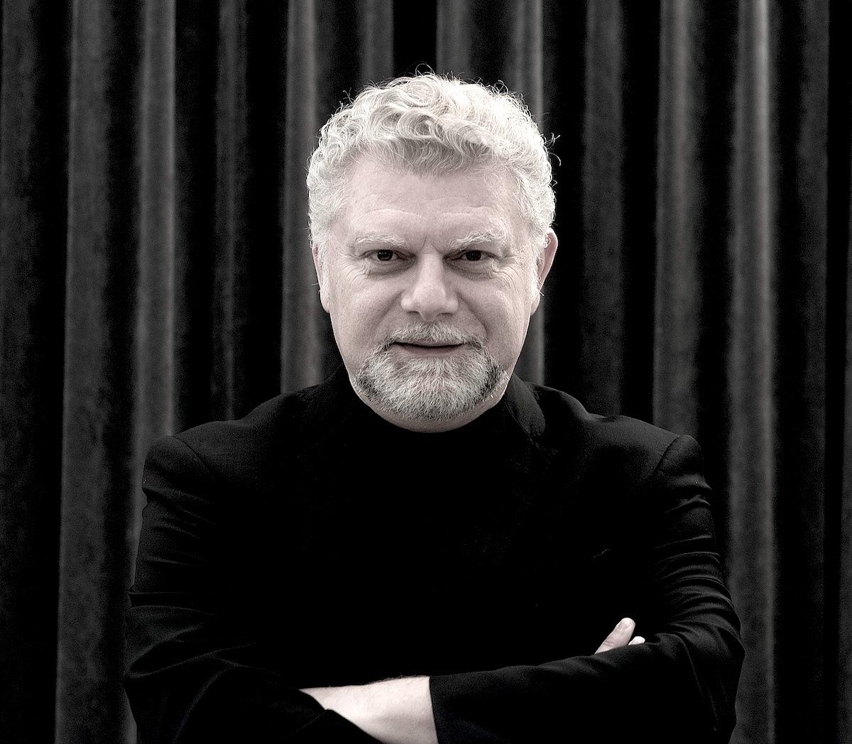 Portrait Roman Grinberg